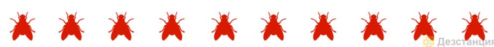 борьба с насекомыми в Москве
